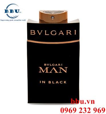 Phân phối sỉ nước hoa nam Bvlgari man in black