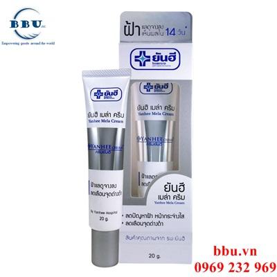 Bật mí điều trị nám da mặt của Thái Lan