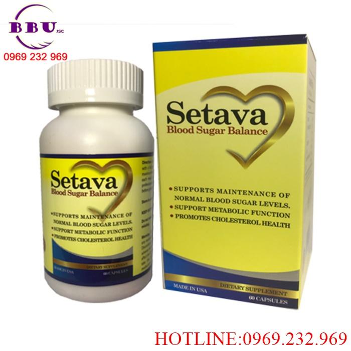 Bỏ sĩ Setava chính hãng
