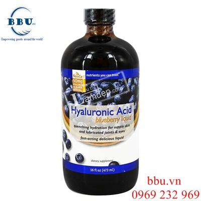 Phân phối sỉ collagen việt quất Mỹ