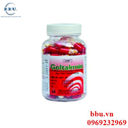 Thuốc giảm đau hạ sốt Goltakmin tốt nhất