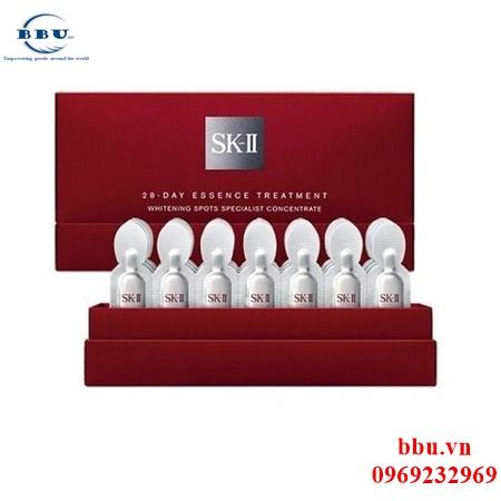 Phân phối sỉ tinh chất trị nám tốt nhất SKII Whitening Spot Specialist Concentrate