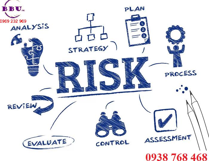 Các khía cạnh của hệ thống kiểm soát nội bộ là rủi ro