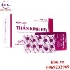công dụng giảm đau của thuốc thần kinh ht3 tốt nhất