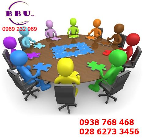 Kế hoạch tổ chức cuộc họp của BBU