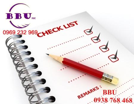 Kế hoạch làm việc hằng ngày của nhân viên bán hàng tại công ty Bbu