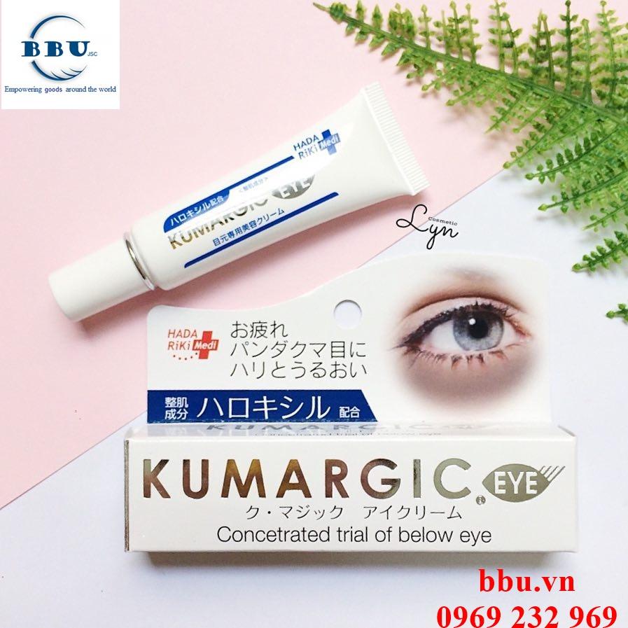 Kem đặc trị thâm quầng mắt