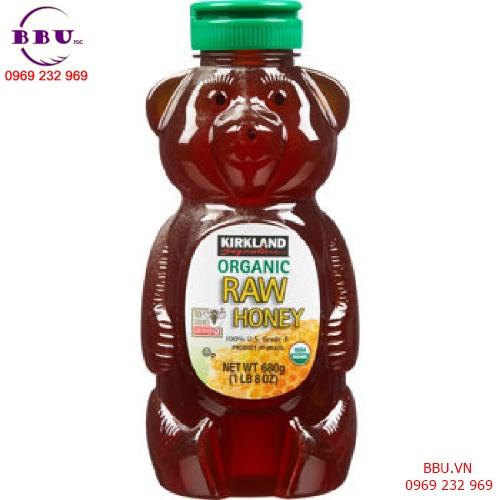 Review Mật ong hữu cơ nguyên chất Kirkland Honey