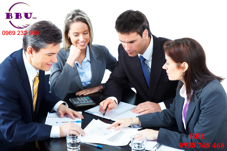 Quy trình chuần bị gặp khách hàng của công ty bbu