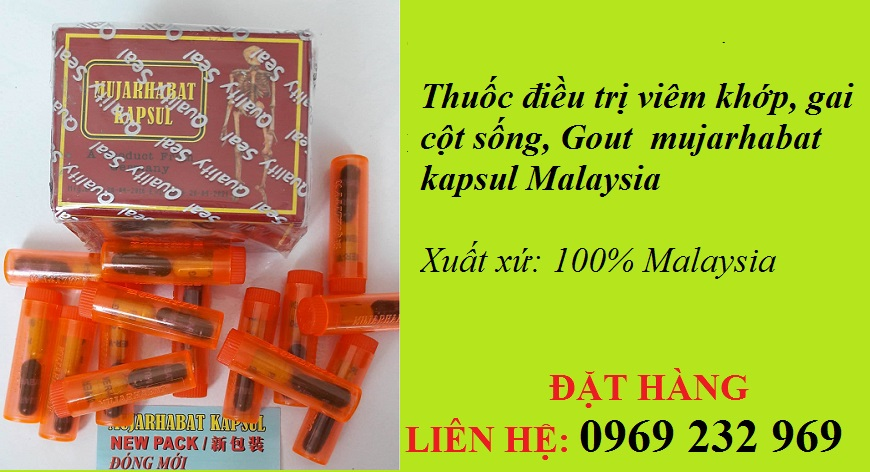 Mua- bán thuốc điều trị bệnh viêm khớp tại TP. HCM