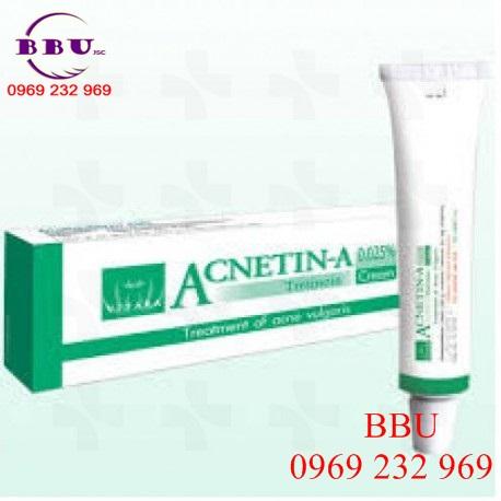Thuốc trị mụn Acnetin-A 0.25