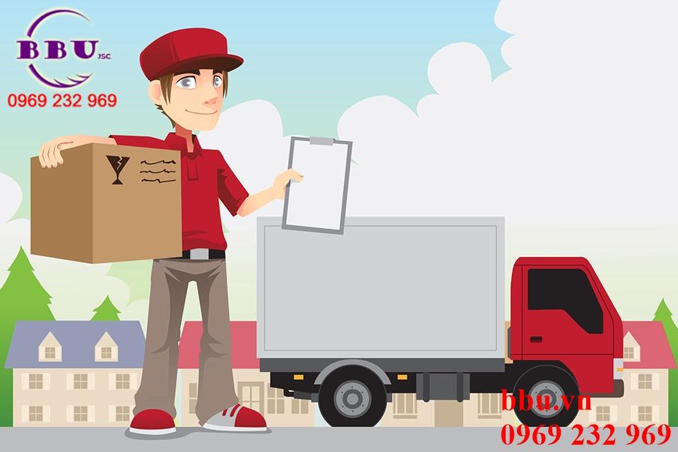 Hàng trong kho: giao hàng trong 48h