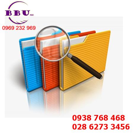 Quy định quản lí biểu mẫu sổ sách tại BBU