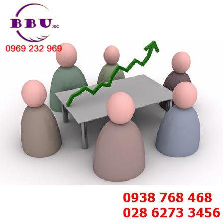Quy định tổ chức và quản lí cuộc họp ở công ty BBU