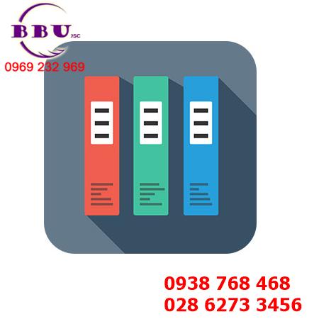Quy định quản lí tài liệu tại công ty
