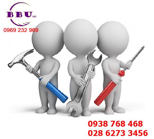Quy trình bảo hành bảo trì ở công ty  XNK BBU