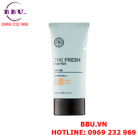 BB Cream kiểm soát dầu The Face Shop The Fresh for men SPF40 PA++