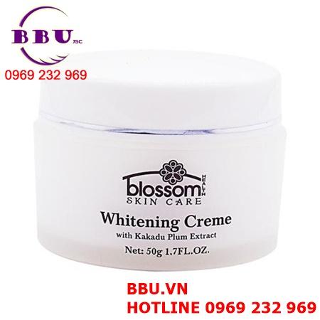 Kem dưỡng trắng da Blossom Skincare Whitening Creme