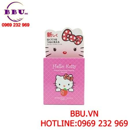 Mặt nạ dưỡng trắng Hello Kitty