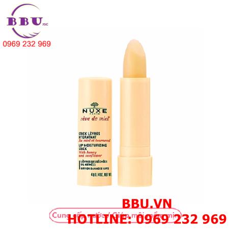 Son dưỡng môi Nuxe Reve de Miel – Lip Moisturizing Stick