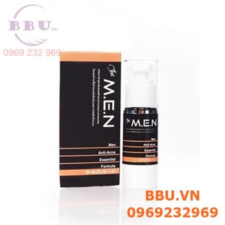 Gel trị mụn The M.E.N Men Anti-Acne Essential Formula