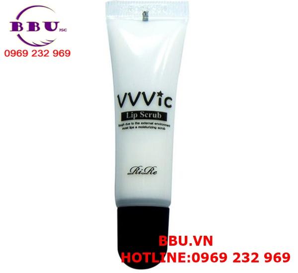 Tẩy da chết môi Rire VVVic Lip Scrub
