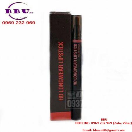 Son lì HD Longwear Lipstick của Hàn Quốc