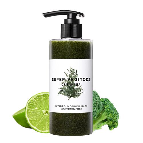 Review Sữa rửa mặt rau củ- Super Vegitoks Cleanser
