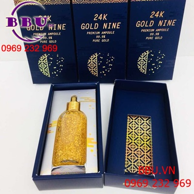 SERUM 24K GOLD NINE