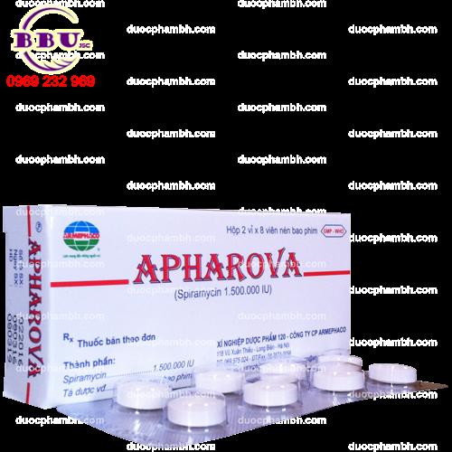 Thuốc tây APHAROVA 1.5TR