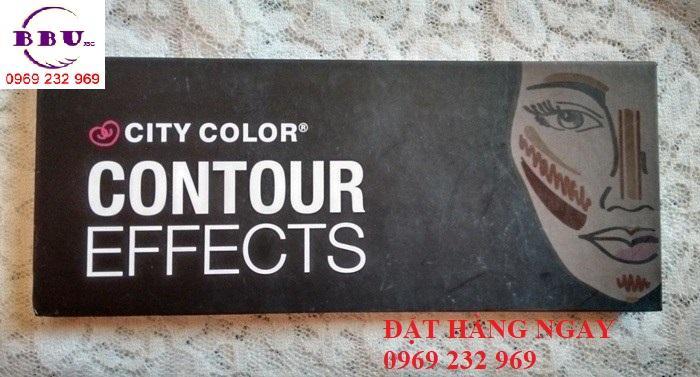 Phấn tạo khối City Color Contour Effects