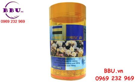 Tinh Dầu Hoa Anh Thảo - Evening Primrose Oil costar