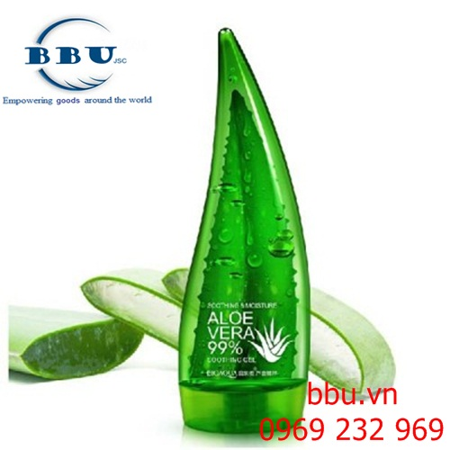 Gel Nha Đam Dưỡng Ẩm Da Aloe 99% Soothinh Gel