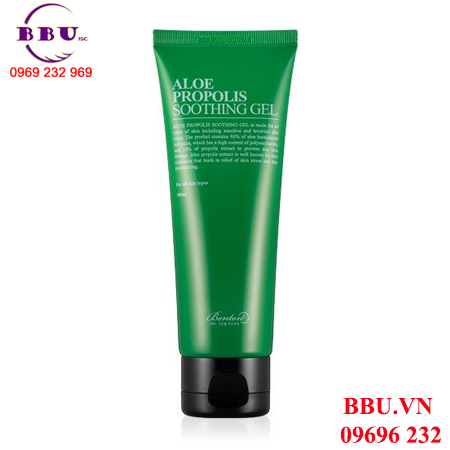 Gel Aloe Propolis Soothing