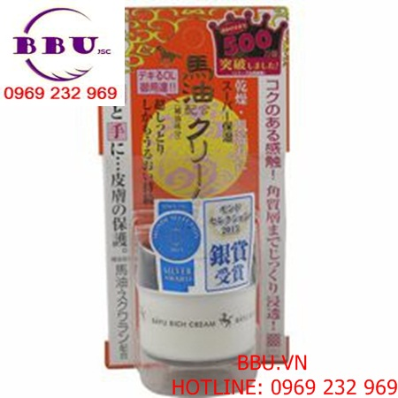 Kem dưỡng ẩm Meishoku Bayu Rich Cream