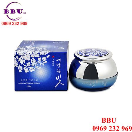 Kem dưỡng da giữ ẩm Aqua Water Drop Cream Hàn Quốc