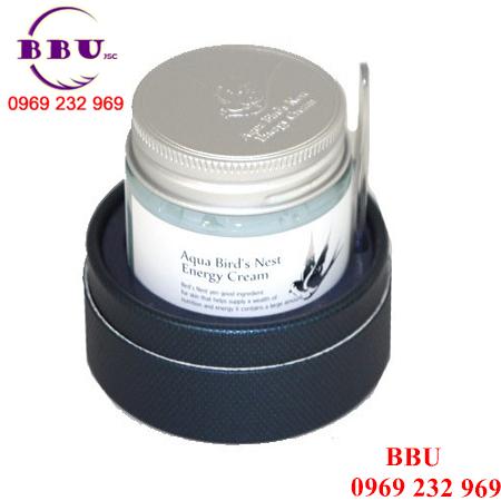 Kem dưỡng da tổ yến Aqua Bird Nest Enery Cream