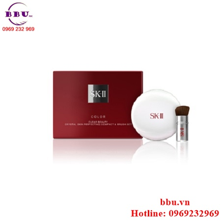 Phấn kem nền Sk-II Color Clear Beauty Artisan Brush Foundation (UV/Light)