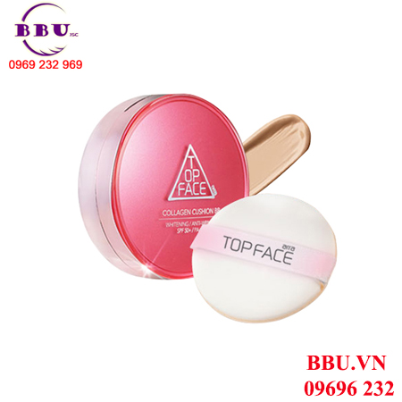 Phấn nước Collagen Cushion BB Topface