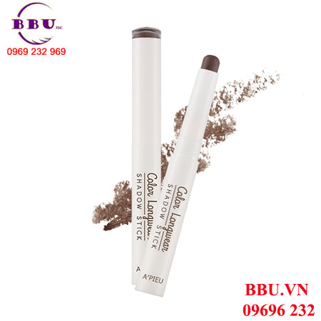 Sáp mắt Apieu Color Longwear Shadow Stick
