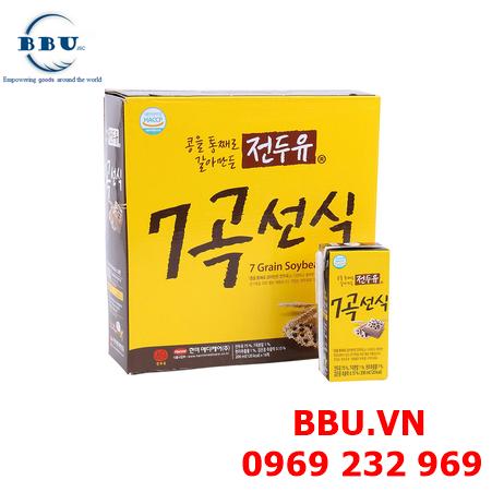 Sữa đậu nành 7 vị ngũ cốc Hanmi Hàn Quốc