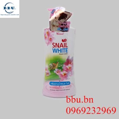 Sữa tắm snail white civic Thái Lan