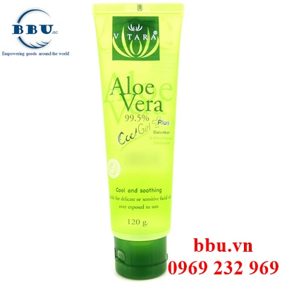 Tái tạo da và ngừa lão hóa Aloe vera gel vitara