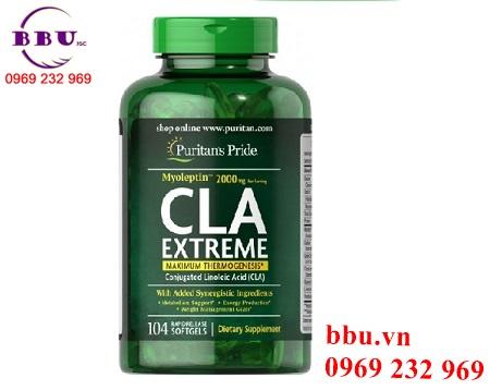 Thuốc giảm cân CLA