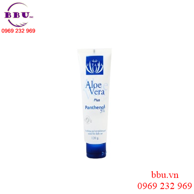 Gel thoa bỏng Vitara Aloe Vera Gel Plus Panthenol