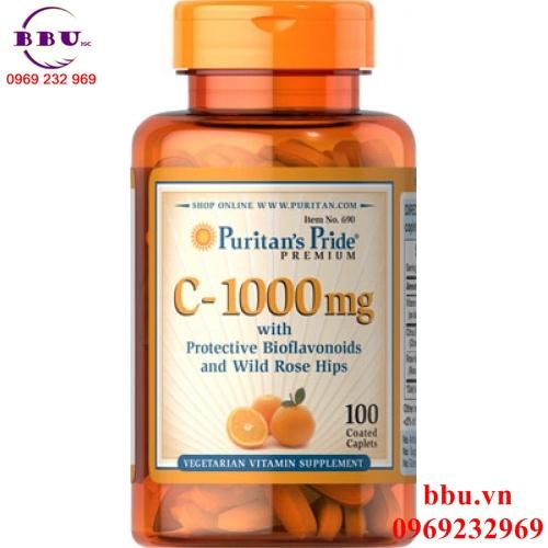 Vitamin C-1000mg with Bioflavonoids