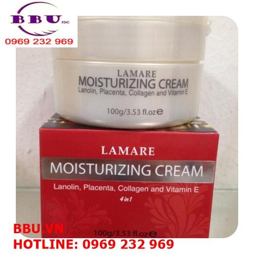 Kem dưỡng trắng da nhau thai cừu Vip Lamare Moisturizing Cream