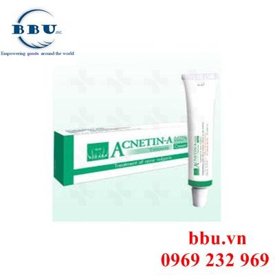 Thuốc trị mụn Acnetin-A 0.25 U.S