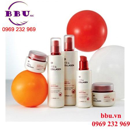 Bộ dưỡng da chống lão hóa lựu Pomegranate And Collagen