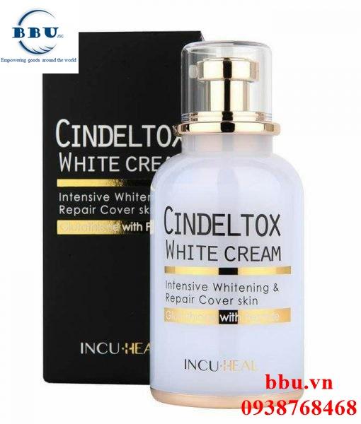 Kem Trắng Da Cindel Tox White Cream